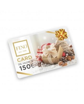 FINO Gift Card Natale