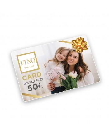 FINO Gift Card Auguri Mamma