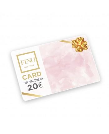 FINO Gift Card Nascita Bimba