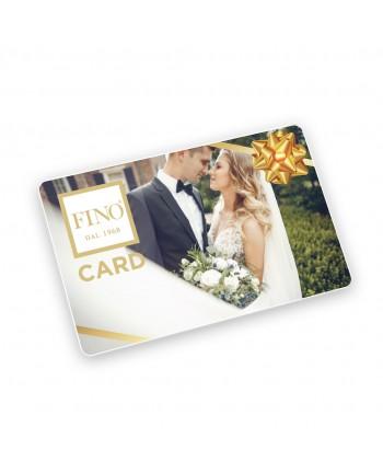 FINO Gift Card Matrimonio