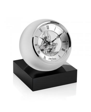 Orologio in cristallo
